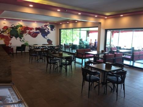 PİNK CAFE & RESTAURANT (Büyükeceli / MERSİN